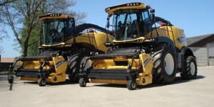 New Holland FR550