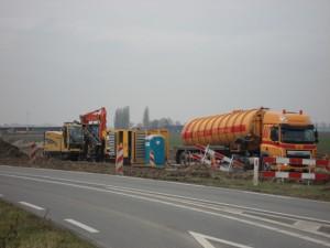 Bentoniet transport